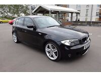 2010 (10) BMW 118D M SPORT - 5 DOOR - 6 SPEED - FULL SERVICE HISTORY - 1 PREV OWNER - IMMACULATE