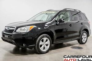 2014 Subaru Forester LIMITED**CUIR/TOIT/PANO/CAMERA/RECUL**