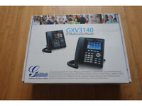 Grandstream IP Mulimedia Phone. Home or Office use.