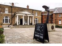 Commis chef for beautiful new pub in Woolwich Arsenal £8-9.50 ph