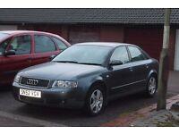 AUDI A4 2002, 1.9TDI