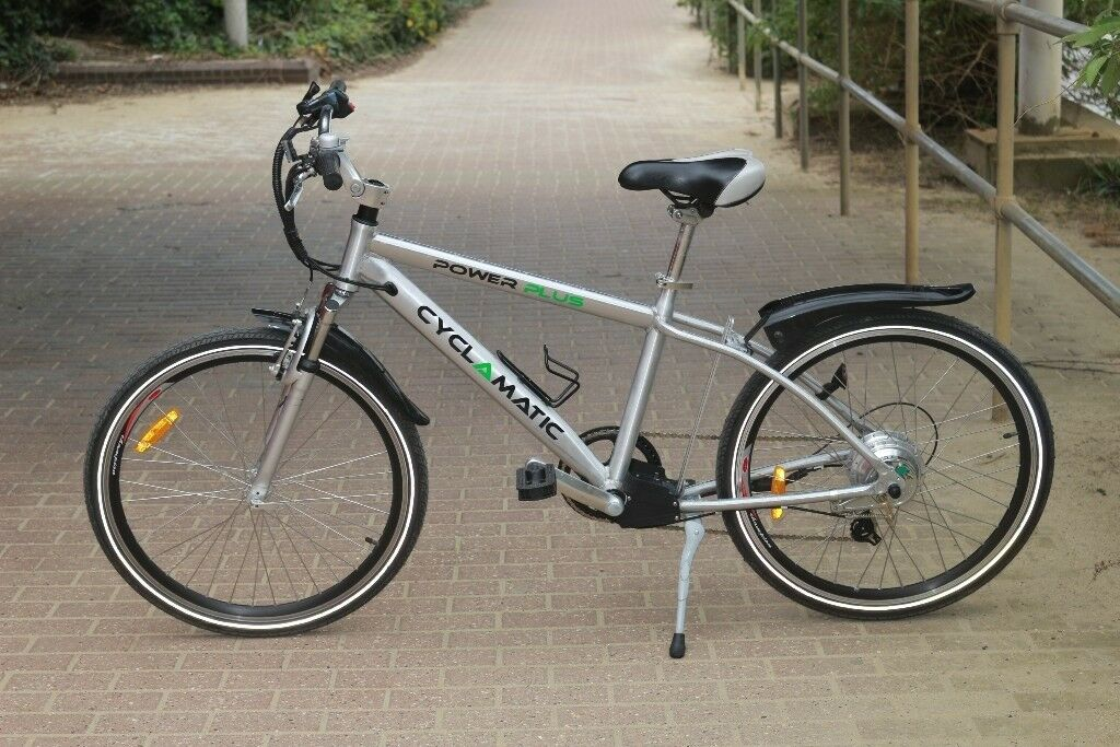 Cyclamatic Power Plus Electric Bike Mtb 26