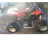 YAMAHA BLASTER RACE QUAD MAY P / X