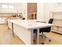 Full-Time Desk Space in Stokes Croft Available Now - 50% off of your first month!