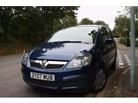 Vauxhall Zafira **7 SEATER** 2007 79k miles MOT Sep 2017 same as astra sharan galaxy C4 picasso MPV