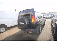 LAND ROVER DISCOVERY TD5 ESTATE – 04-REG