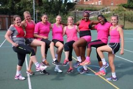 Ladies and Mixed Netball Leagues