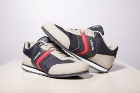 Levis trainers size 8 (NEW)