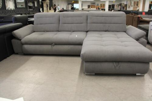 Couch Grau Weiss
