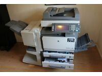 Photocopier Konica Minolta Bizhub c250 , and sheet finisher, delivery is included