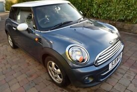 Bargain 2011 Mini Cooper in good condition with a long MOT