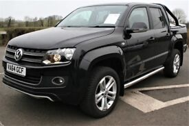2015 Volkswagen Amarok Highline 180 Manual