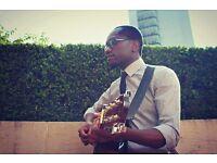 Professional Soul Singer/Guitarist