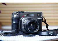 Mamiya 7 + 65mm F4 lens EX+