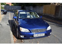 Lexus IS 200 | 2003 | Blue