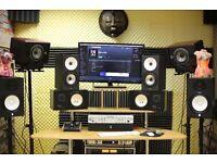Profession Music Studio For Hire
