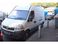 VAN Vauxhall Diesel!