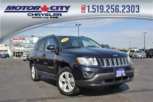 2011 Jeep Compass Sport/North Low K's Cruise Control CD/MP3