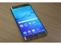 Like New - Samsung galaxy s6 edge plus 32gb UNLOCKED