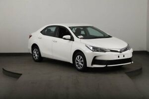 2018 Toyota Corolla ZRE172R MY17 Ascent White 7 Speed CVT Auto Sequential Sedan