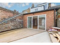 A modern two bedroom garden property