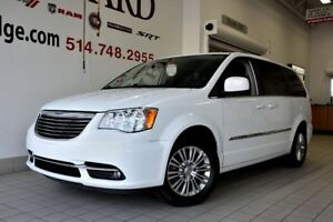 2015 Chrysler Town & Country, TOURING + CAMERA + CUIR!!
