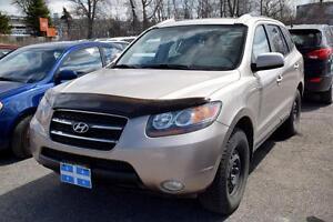 2007 Hyundai Santa Fe 7 PASS, CUIR, MAGS
