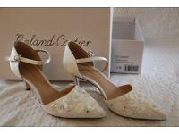 Wedding Shoes Roland Cartier Size 5