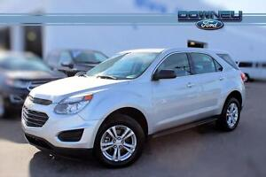 2016 Chevrolet Equinox LS/AWD/ ONLY 16,000KMS!/ BACK-UP CAM!