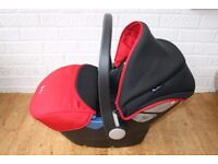 Silver Cross Simplicity baby car seat red / black CAN POST