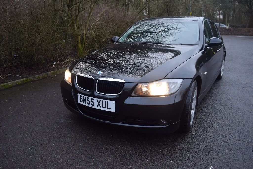 bmw e90 320d se m sport leather interior fsh long mot great condition no problems not 318d. Black Bedroom Furniture Sets. Home Design Ideas