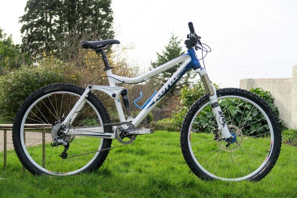 3dd708f09b2 Kona Dawg Deluxe - Medium - Full suspension Trail / Enduro / All Mountain  Bike *PRICE DROP*
