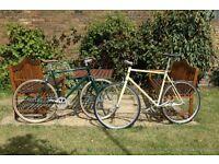 GOKU CYCLES Steel Frame Single speed road bike TRACK bike fixed gear fixie racing bike FRX