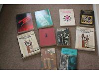 Educational Books, psychology, history of ed., education etc