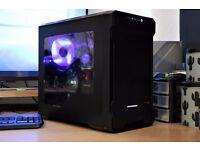 Gaming PC [ i5-6600K,16GB ram, Z170,GTX980,Kraken X31, 120GB SSD, 1TB HDD, Phanteks case...]