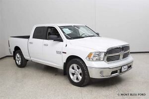 2014 Ram 1500 SLT/4X4 ECO DIESEL -NO ADMIN FEE, FINANCING AVALAI