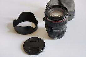 Canon EF 24-105 mm f/4L
