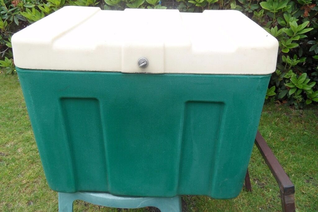 Fridge Box Front Storage From Conway Trailer Tent Will Fit Others