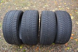 Winter Tyres For BMW 320