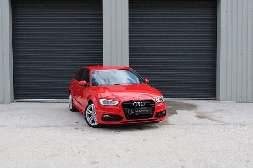 Audi, A3, Hatchback, 2015, Manual, 1395 (cc), 5 doors