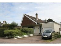 Highly desirable detached four bedroom villa with fabulous garden grounds and integral garage