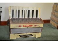 Musical instrument for sale needs restoration or for spare parts