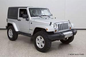 2011 Jeep Wrangler Sahara, SOFT TOP INCLUDED