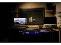 Studio Time and Vocalist Recording in Bayswater