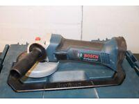 Bosch GWS18-125 V-LI Grinder