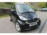 Smart Fortwo 2012 -- 30K --Serviced----Free Tax