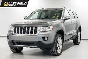 2012 Jeep Grand Cherokee Overland - Nouveau en Inventaire