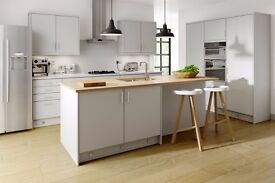 7 Piece Kitchen Units - Matt Grey - BRAND NEW