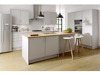 7 Piece Kitchen Units - Matt Grey - BRAND NEW