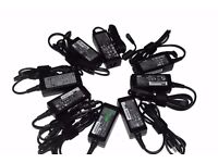 Genuine Laptop Chargers available at competitive prices Sony, Dell, HP, Lenovo, Asus, Toshiba etc.